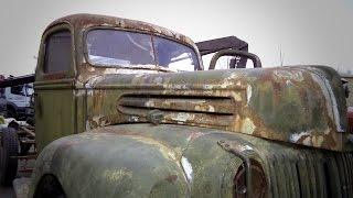 Restoration FORD G8T - 1943 - handmade