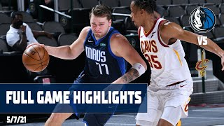 Luka Doncic (24 points) Highlights vs. Cleveland Cavaliers