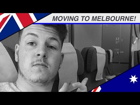 Moving to Melbourne!