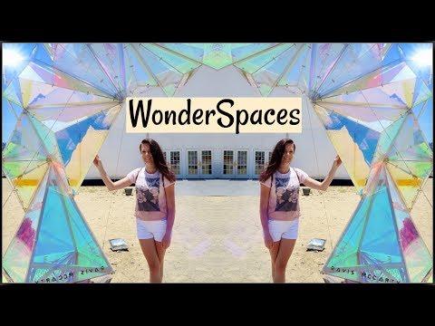 Wonderspaces in San Diego // Interactive Art // Cool Experience