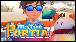 THE HUGE NEW TOWN PROJECT! | My Time At Portia | Ep 20