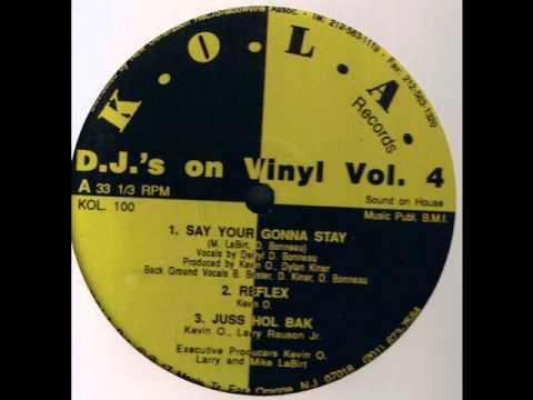 Darryl D'Bonneau -- Say You're Gonna Stay (Original Mix)