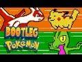 Bootleg Chinese Pokémon Games
