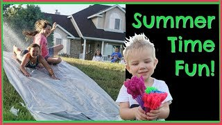 Gambar cover Redneck Slip and Slide // Bunch o Balloons Review