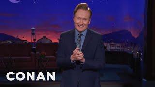 Conan Reveals Fox News\' New Tagline  - CONAN on TBS