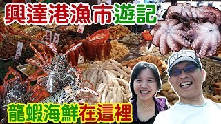 龍蝦章魚海鮮看這裡 高雄興達港海產現炒每盤100元 |乾杯與小菜的日常