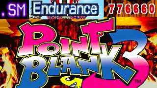 Point Blank 3 (Gunbalina) - Endurance (Beginner) No Mistakes