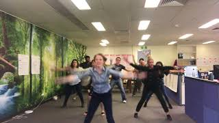 Flash Mob Rehearsals for Day of Immunology Part 2