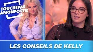 Kelly Vedovelli : ses conseils de séduction à Agathe Aurpoux
