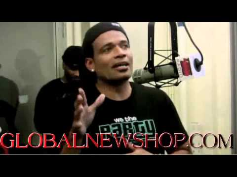 Mario Van Peebles  on new jack city, new movie and working with 50 cent