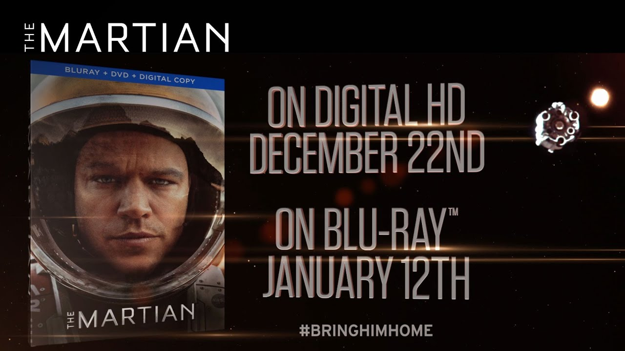 Download The Martian | On Digital HD and Blu-ray [HD] | 20th Century FOX