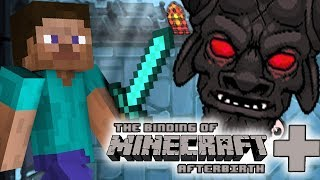 THE BINDING OF MINECRAFT +