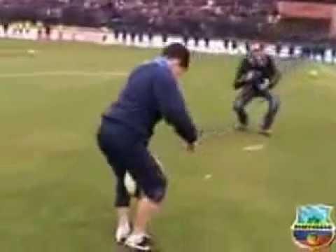 C Ronaldo and Shoh Jahon  FC BUNYODKOR