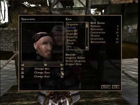 Morrowind Starting Tips