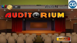 [Walkthrough] Can You Escape this 42 Games level 11 - Alien mystery auditorium - Complete Game