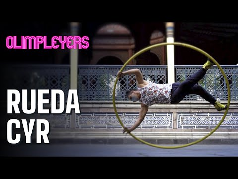 La Rueda de Cyr: del circo al deporte profesional