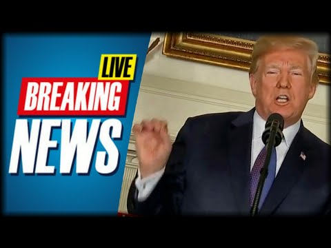 BREAKING: TRUMP GOES TO WAR - WORLD ON THE BRINK - COALITION FORCES LAUNCH FIRST AIR STRIKES