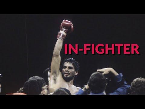 Roberto Duran: In-fighter