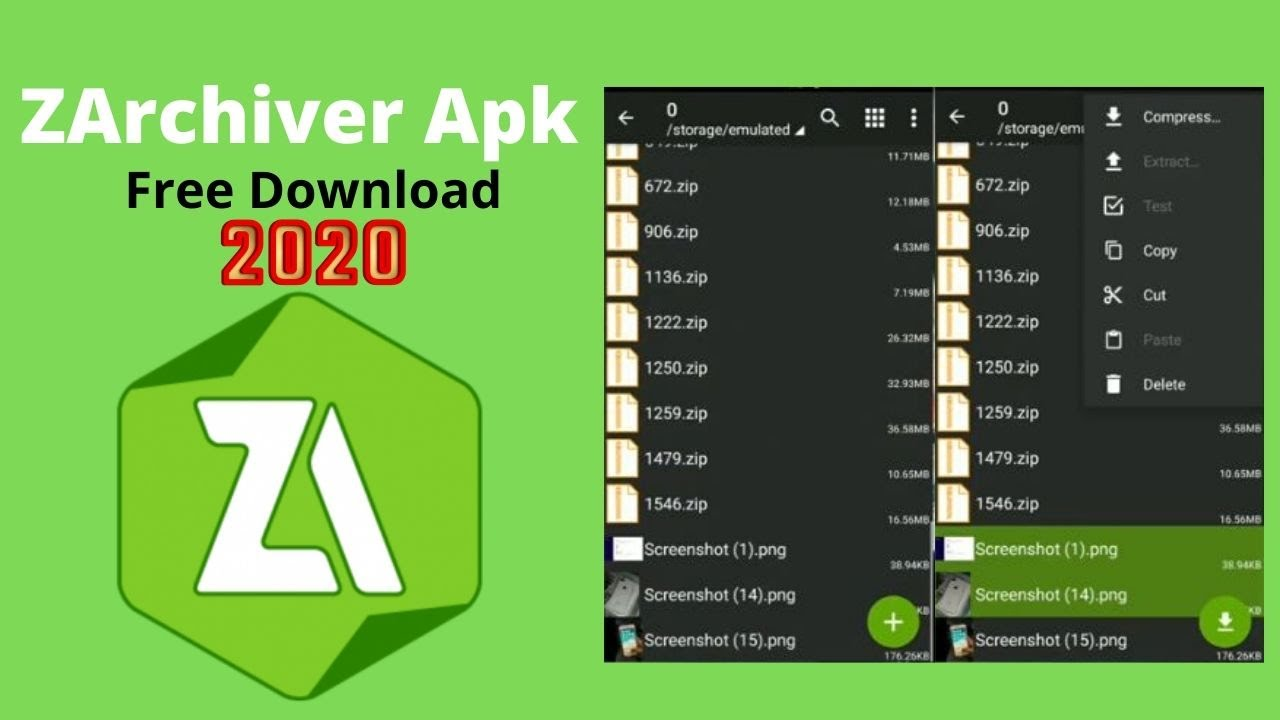 Zarchiver Apk Free Download