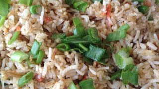 Vegetable Fried Rice Recipe By Chef Shaheen