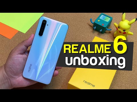 realme 6 Unboxing - Still Worth It?