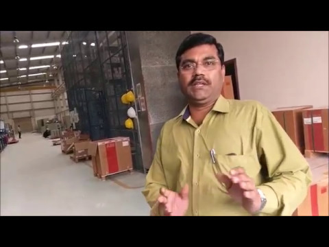 Distribution Panels Factory Visit-ABB Manufacture-Electrical
