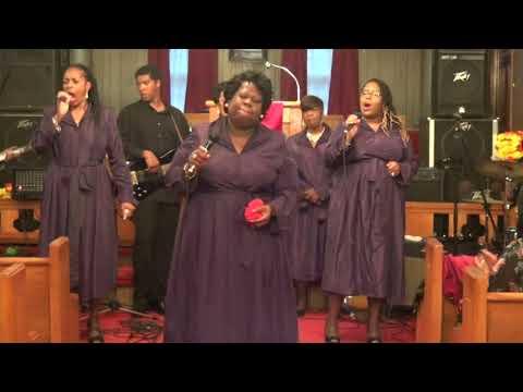 Senstional Singing Angels of Alex. VA - Community Baptist Church 65th/8th Anniversary