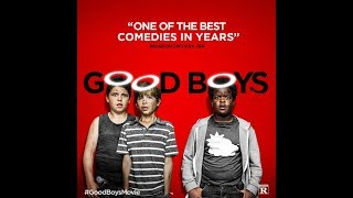 Good Boys (2019) All Funny Scenes