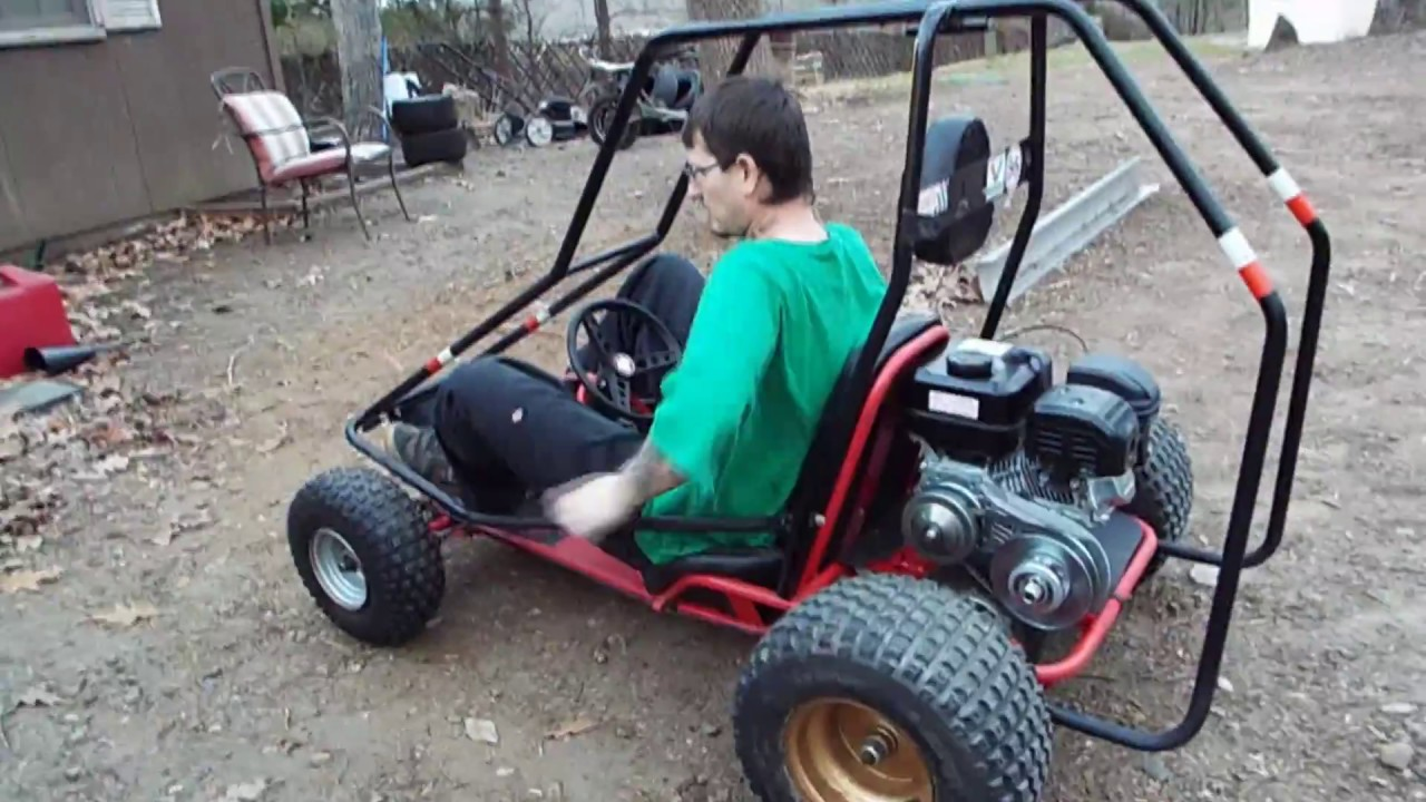 Red Fox lxt go kart For sale manual