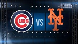 7/3/16: Syndergaard, Flores lead Mets in rout of Cubs