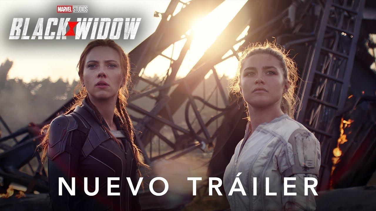 Black Widow: Marvel Studios   Nuevo Tráiler Doblado