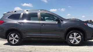 All New 2019 Subaru Ascent