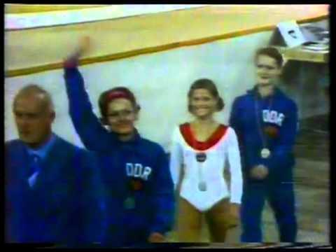 Jim McKay Presents Gymnastics Icon Olga Korbut Uneven Bars Routine At The 1972 Olympics  imasportsph