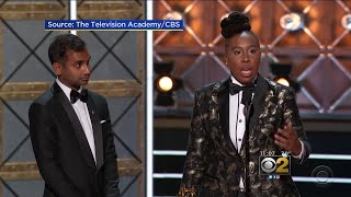Lena Waithe Is First Black Woman To Win Emmy For Comedy Writing