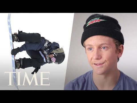 Snowboarder Red Gerard Remembers His Childhood, Talks Taking Risks & More | Meet Team USA | TIME