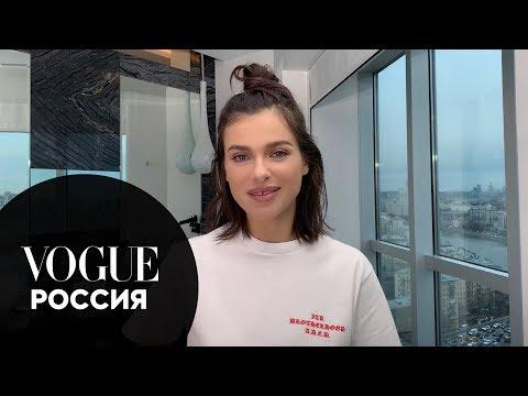 Секреты красоты: Елена Темникова показывает, как сделать пухлые губы Селены Гомес