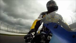 Essais pré Bol d'Or 2011 Yamaha R1 #333 Viltais