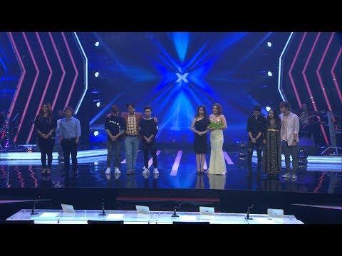 International Theme Result Show (Week 8) | The X Factor Myanmar 2017 Season 2
