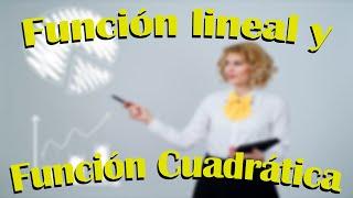 Obtener Ganancias. Función lineal y Función Cuadrática