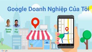 Toạ đàm: Giới thiệu về Google Doanh Nghiệp Của Tôi