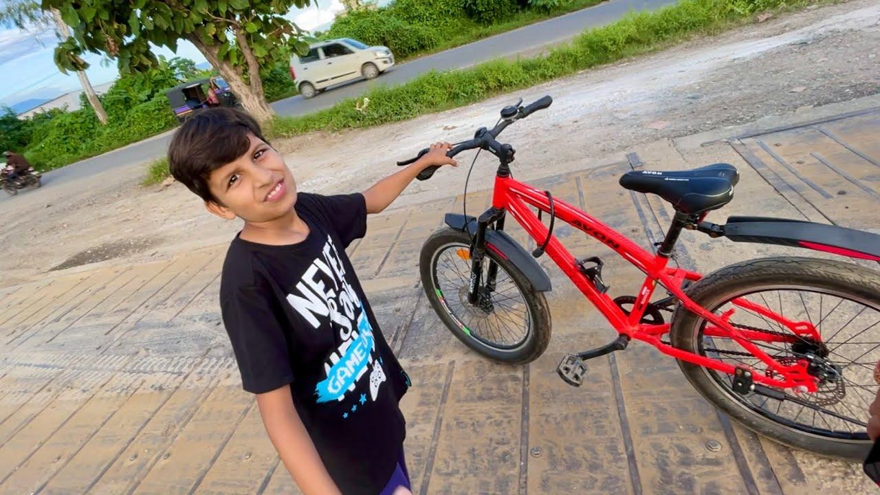 Cycle Kyu Leke Aaya Yaha ? 😅