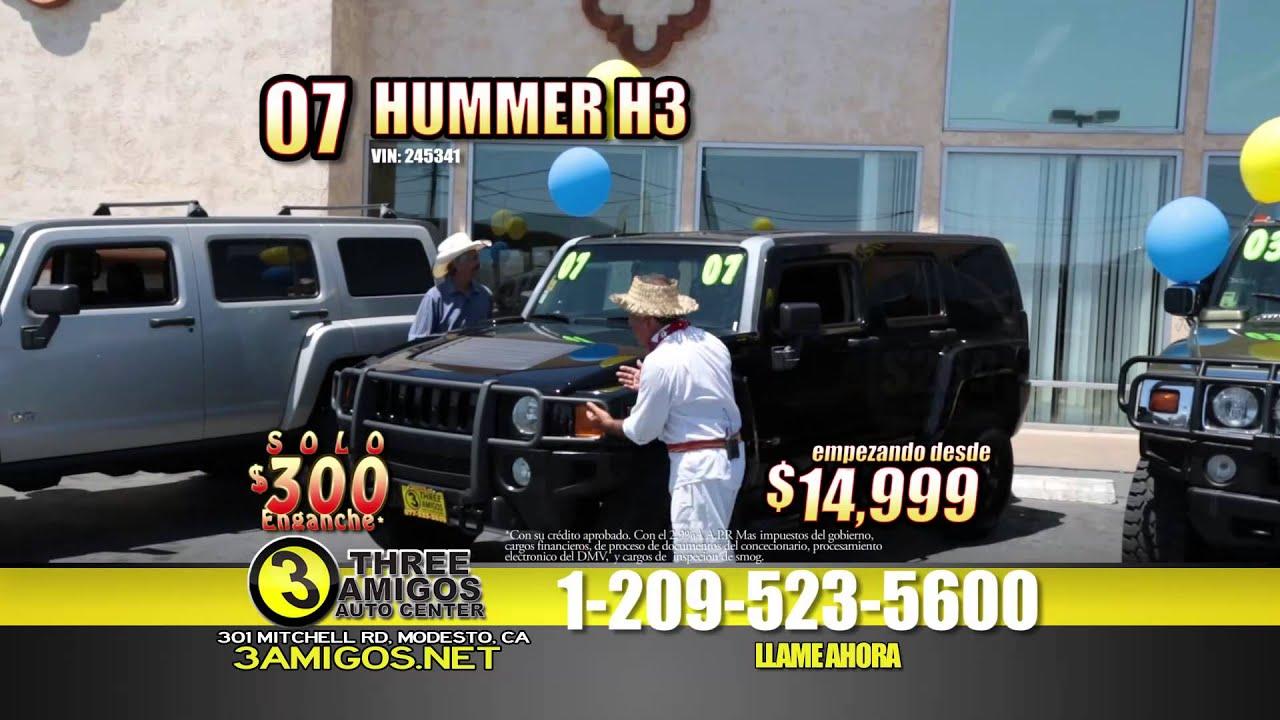 3 Amigos Auto Center Special Program June 2015 Youtube