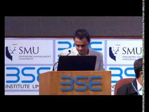 "SMU AND BIL Seminar on ""Integrating Finance and Strategy for Indian SMEs"