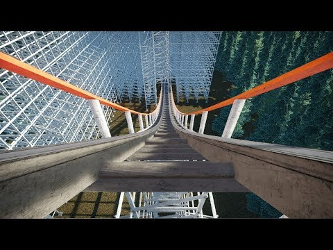 Planet Coaster: The First Hill Roller Coaster