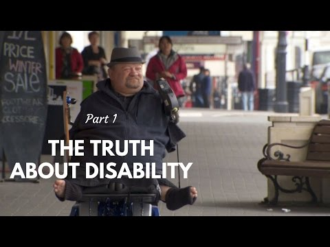 The Truth About Disability: Part 1