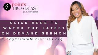 Prayer, Spiritual Warfare, and Faith! (4 Points Broadcast ON DEMAND)