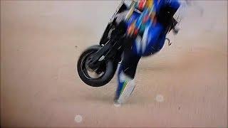 Moto gp accident