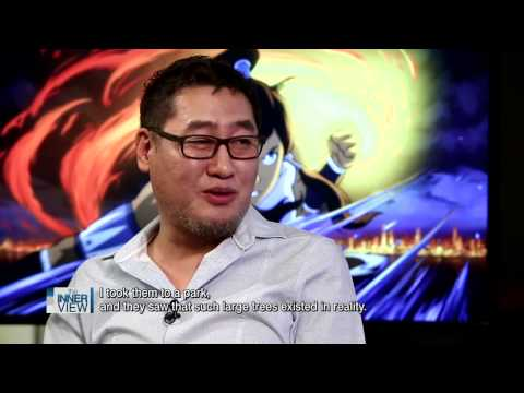 The INNERview #61 - Yoo Jae-myung (유재명), Animation director