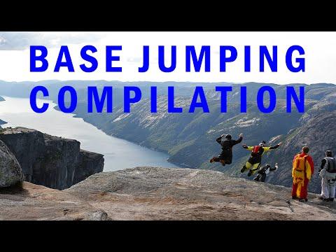 Base Jumping: Crazy Base Jumping Compilation