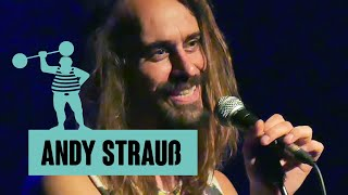 Andy Strauß – Stand-up, Midlife-Chrysler, Dating-Dialoge